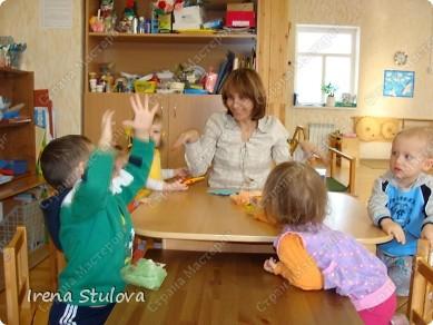 Насмотревшись http://stranamasterov.ru/node/160265 и попробовав сделать http://stranamasterov.ru/node/160827 птичек из салфеток по МК Татьяны Имполитовой, решила сделать их со своими малышами. :):):) фото 7