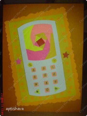 Мобильный телефон фото 1