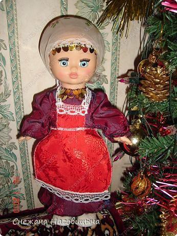 Стилизация удмуртского народного костюма фото 1
