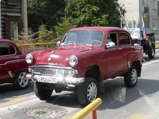 Случайно по дороге увидела пробег разных ретро авто и украшенных  автомобилей. фото 19