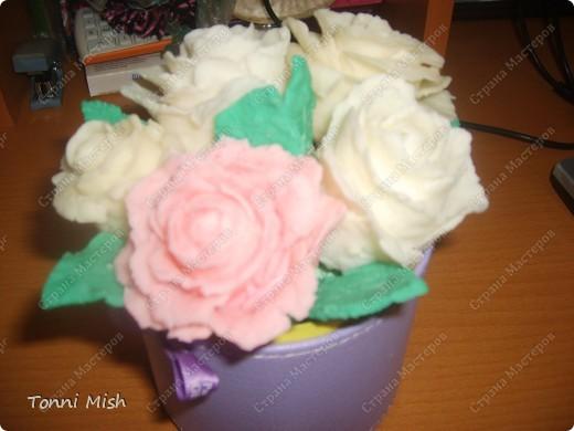 Букет из роз фото 1