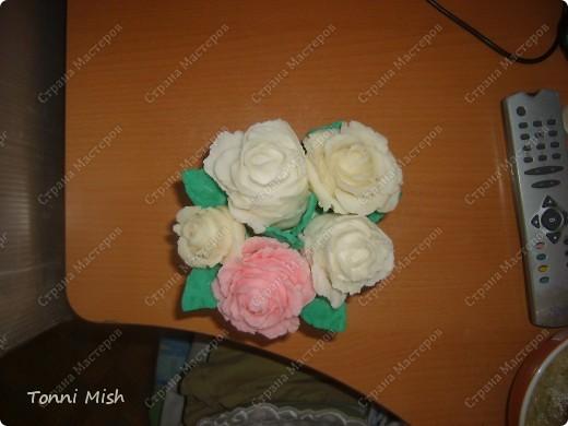 Букет из роз фото 2