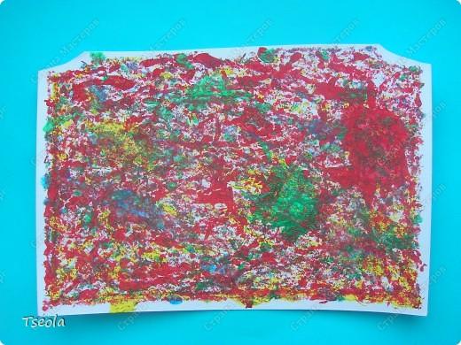 Мандариновое рисование фото 10