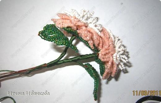 Вот про такой букет цветов я вам сегодня расскажу))) фото 17