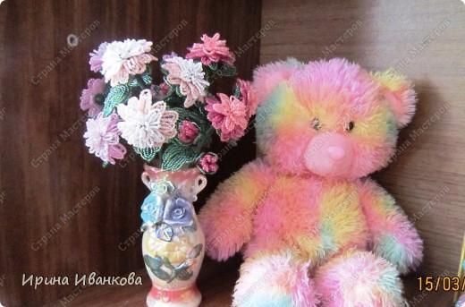Вот про такой букет цветов я вам сегодня расскажу))) фото 19