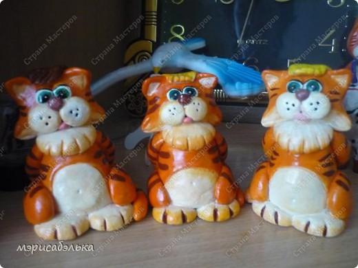 Влюбленные котики фото 4