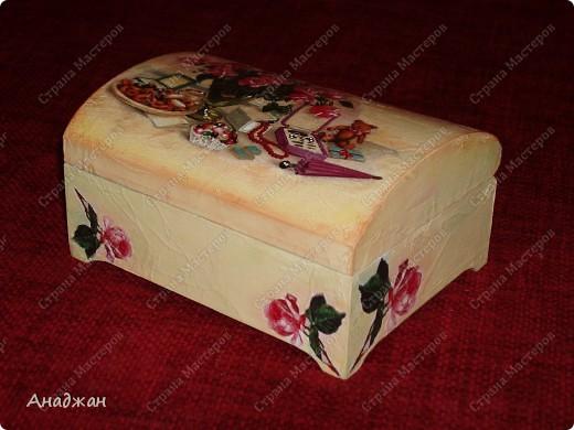 """""""Розовое настроение"""" Основа дерево. Имитация рисовой бумаги. Рисовая карта, акриловые краски, пастель. фото 2"""