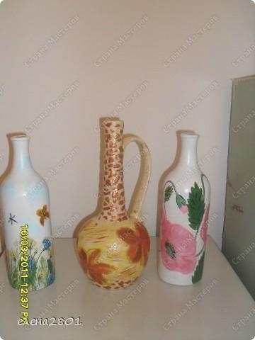 Мои новые бутылочки. фото 1