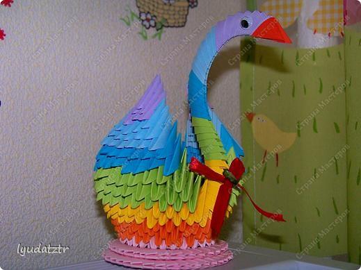 Мой - Радужный лебедь! фото 2