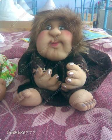 кукла удача фото 1