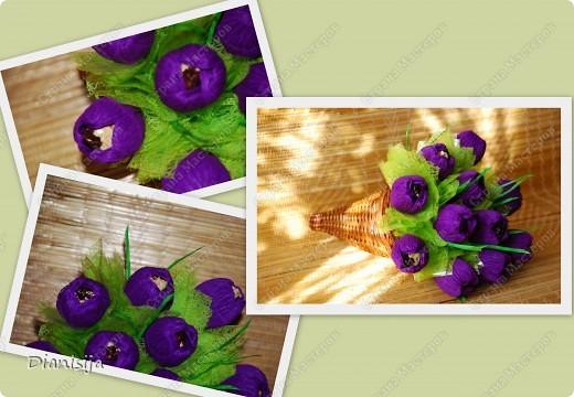 Мои первые цветочки ... подарок маме на 8 марта :) фото 2