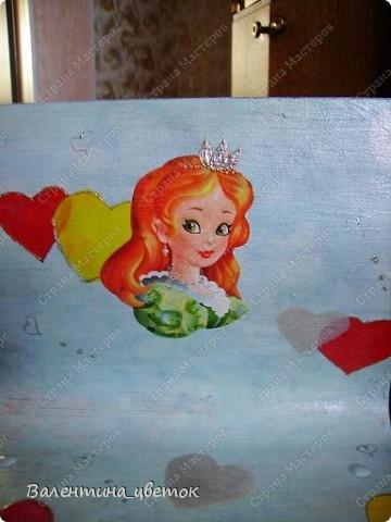 Стульчик для принцессы фото 2