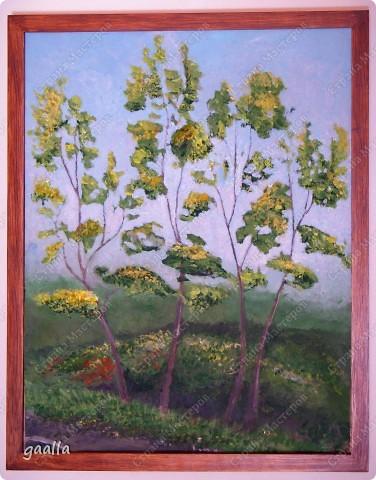 столовая. копия с картины Боннара фото 5