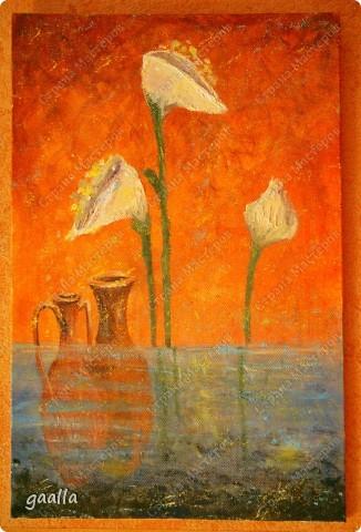 столовая. копия с картины Боннара фото 7