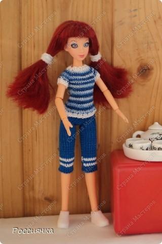 Костюмчики для кукол. фото 1