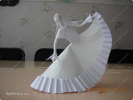 Бумажные фантазии фото 4