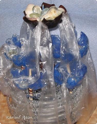 ФОНТАН из пластиковых Бутылок фото 5