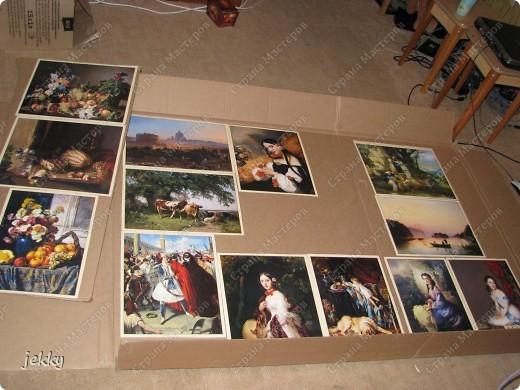 Рамочки для картин фото 5