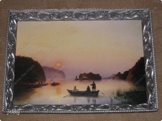Рамочки для картин фото 1