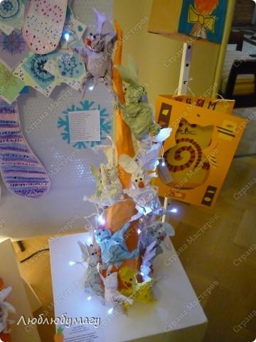 Только сейчас обнаружила что забыла поделиться с вами, дорогие мастерицы, впечатлениями от новогодней вставки детских дизайнпроектов. решила, хоть и сопозданием, но выложить небольшое количество фотографий. фото 5