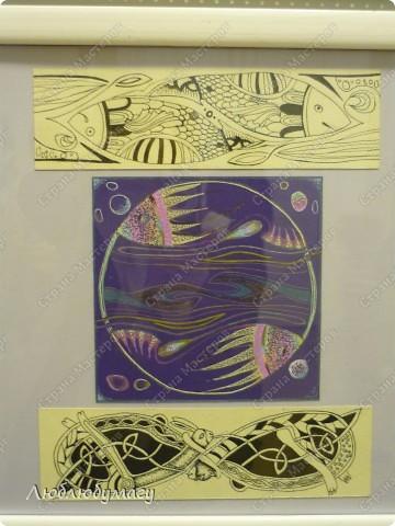 В этой серии будут, в основном, рисунки, графика и печать. фото 20