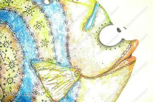 рыбка-япония (с сайта цветная рыба) фото 8