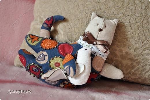 Тильдовские игрушки для моей подружки + выкройки)* фото 1