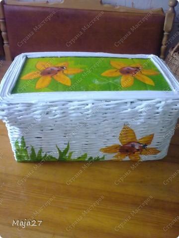 Весенняя коробочка. фото 1