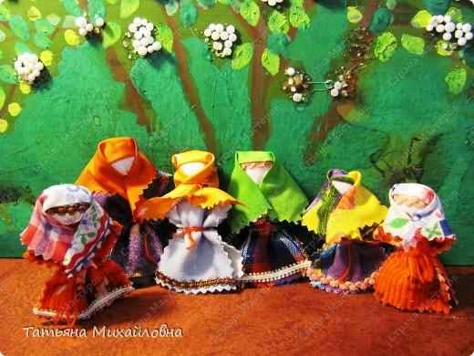 Вот пополнение коллекции моих куколок.  фото 2