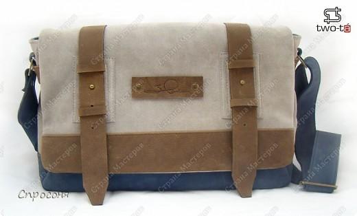 сумка дорожная фото 2