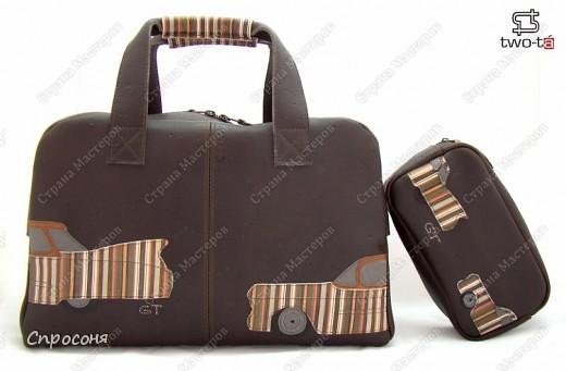 сумка дорожная фото 1