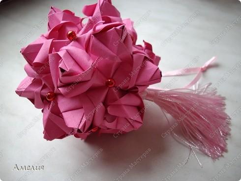 Кусудама Roses Spike фото 1