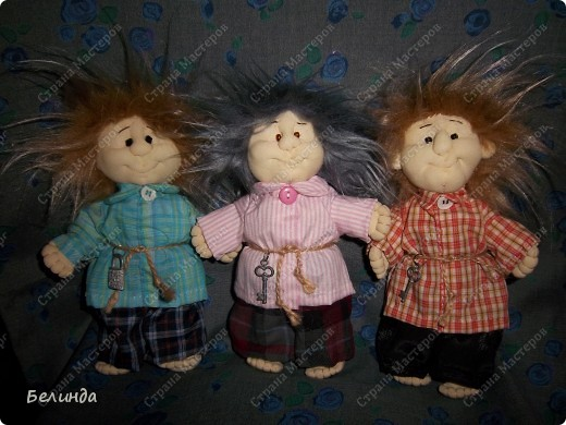 Афонька,Адонька и Авдюша. фото 1