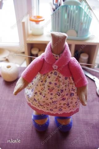 эта симпатичная коровка сшита по измененной выкройке   из PRetty  Toys  - игрушка так и называется - коровка Вакита фото 13