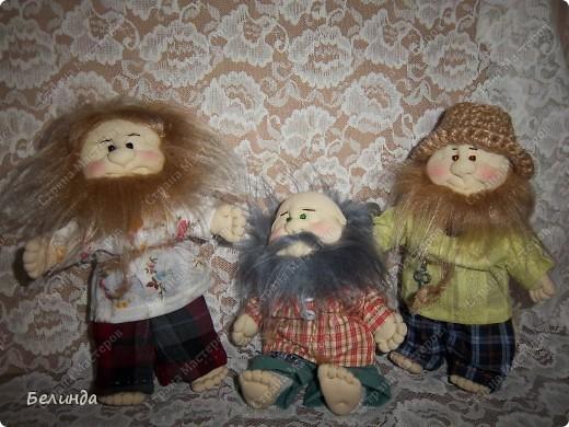 Афонька,Адонька и Авдюша. фото 2
