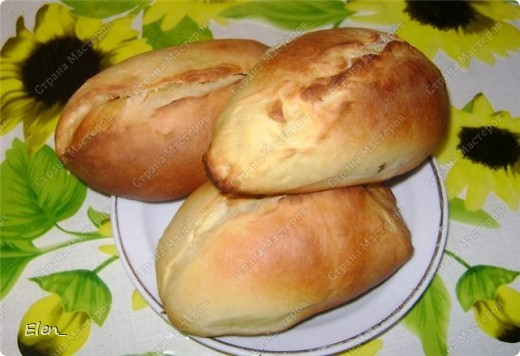 Сладкие пирожки с тыквой и вишней фото 1