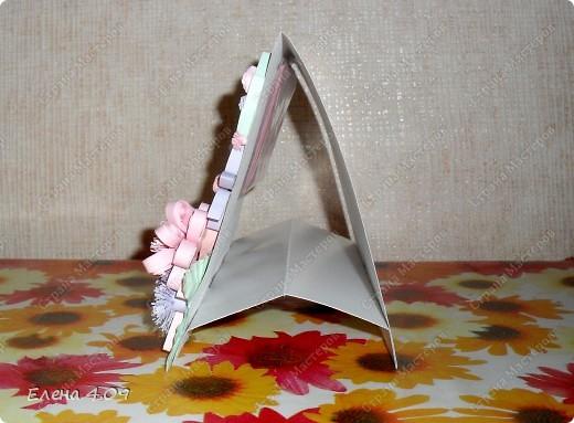 """Мама работает в свадебном салоне, и после того как увидела работу  Pastila """"Невеста"""" (http://stranamasterov.ru/node/104009?c=favorite ), загорелась идеей сделать что-то подобное ей на работу. Решила добавить календарик. фото 3"""