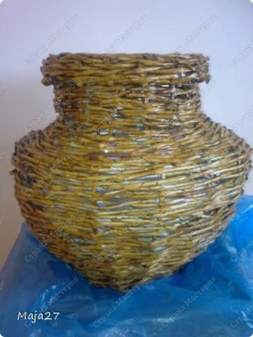 Большая ваза 52 см. фото 5