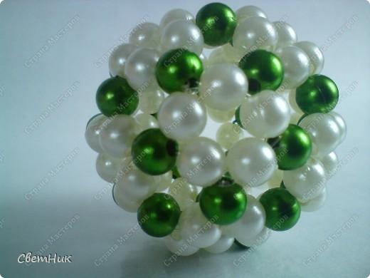 Делала этот замечательный шарик по видео мастер классу который находится по этой ссылке    http://kp.ru/video/437864/ фото 2