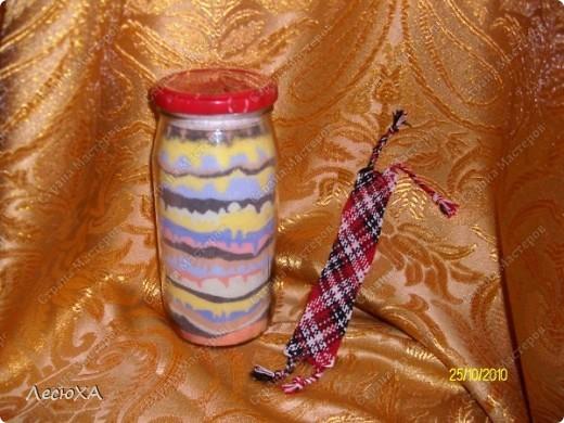 первая моя солёная баночка, и первая манная бутылка. фото 3