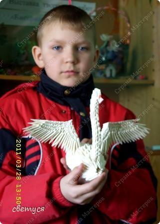 Это мой воспитанник, зовут его Кирилл. Никак не хотел фотографироваться. фото 1