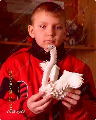 Это мой воспитанник, зовут его Кирилл. Никак не хотел фотографироваться. фото 2