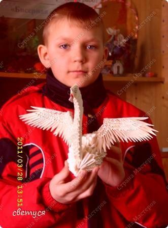 Это мой воспитанник, зовут его Кирилл. Никак не хотел фотографироваться. фото 3