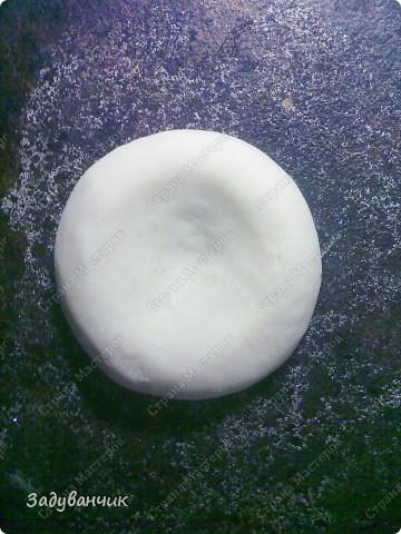 Подсолнух из солёного теста. В СМ много замечательных подсолнушков, и МК по ним есть, а я хочу показать свой. Если кому-то пригодится, буду рада. фото 4