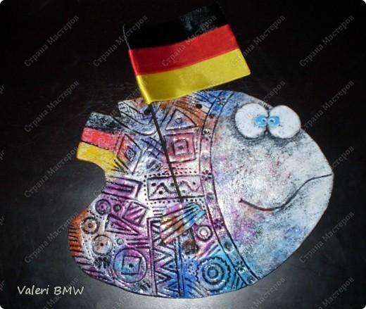 Подарок, человеку, сердце которого находится в Германии))) фото 4