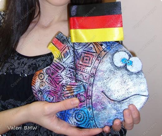 Подарок, человеку, сердце которого находится в Германии))) фото 1