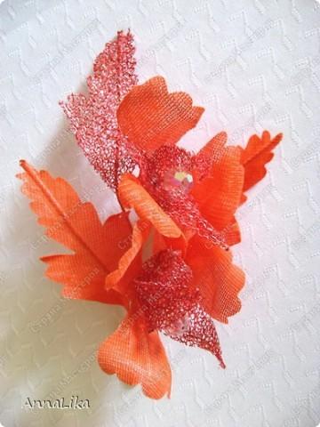 """Весенние цветы (тюльпаны).  доброй ночи, страна!это, конечно, не первая моя работа, но как-то все """"партизанила"""" на  сайте, стесняясь выкладывать свои работы. ну вот, теперь,наконец, осмелилась. надеюсь этот букет тюльпанов подарит вам хорошее настроение!!! :-)))) фото 2"""