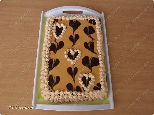Тортик с зефиром
