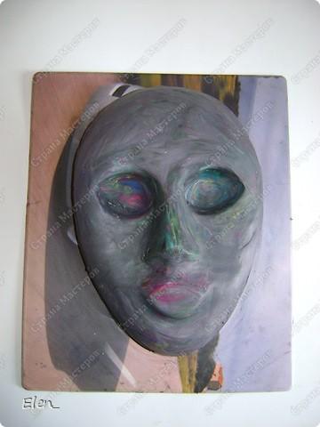 Выкладываю обещанный МК по изготовлению моей маски фото 2