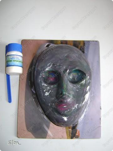Выкладываю обещанный МК по изготовлению моей маски фото 3